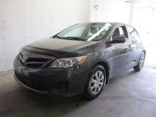 Used 2012 Toyota Corolla CE for sale in Dartmouth, NS