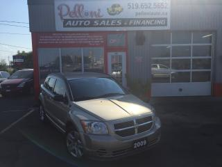 Used 2009 Dodge Caliber SXT|AUTO|CRUISE|A/C|SALE PRICE!! for sale in London, ON