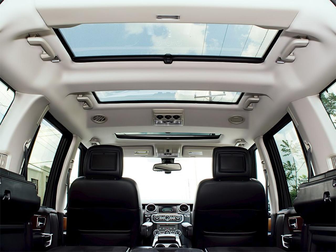2011 Land Rover LR4 HSE|LUX|NAVI|360 CAMERA|DUAL DVD|RUNNING BOARD
