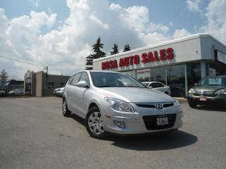 Used 2010 Hyundai Elantra Touring GLS for sale in Oakville, ON