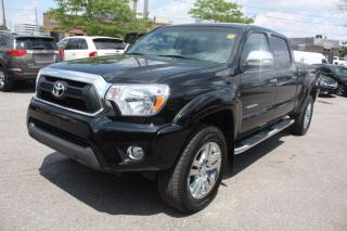 Used 2015 Toyota Tacoma Limited V6 for sale in North York, ON
