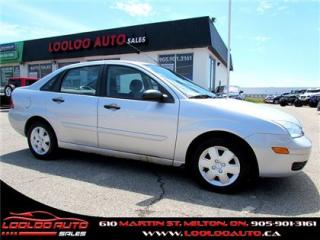 Used 2006 Ford Focus ZX4 SE AUTOMATIC for sale in Milton, ON