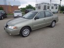 Used 2004 Nissan Sentra CERTIFIED for sale in Kitchener, ON