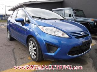 Used 2011 Ford FIESTA S 4D SEDAN for sale in Calgary, AB
