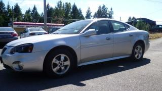 Used 2006 Pontiac Grand Prix GT for sale in Parksville, BC
