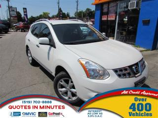 Used 2011 Nissan Rogue SV | BACKUP CAM | BLUETOOTH | ALLOYS for sale in London, ON