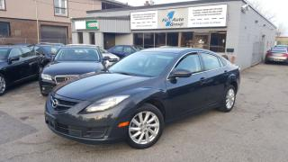 Used 2012 Mazda MAZDA6 GS Alloys, Bluetooth for sale in Etobicoke, ON