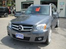 Used 2011 Mercedes-Benz GLK-Class GLK350 4MATIC for sale in Brockville, ON