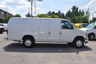 Used 2013 Ford E250 EXTENDED ONLY 67,000 KMS for sale in Aurora, ON