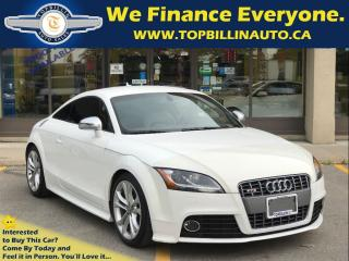 Used 2010 Audi TTS Quattro, S tronic, Navigation, Only 48K kms for sale in Concord, ON