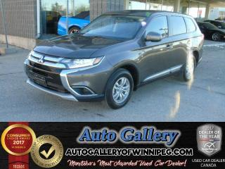 Used 2016 Mitsubishi Outlander ES AWD*Only 208 Kms! for sale in Winnipeg, MB