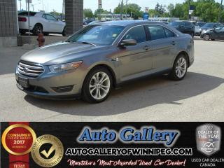 Used 2013 Ford Taurus SEL AWD *Lthr/Roof for sale in Winnipeg, MB