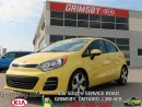 Used 2016 Kia Rio SX w/UVO...SMOOTH FUEL EFFICIENT DRIVE!!! for sale in Grimsby, ON