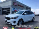 Used 2017 Kia Sedona LX...FOR THE WHOLE FAMILY AND EVEN MORE!!! for sale in Grimsby, ON