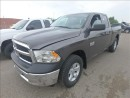 Used 2017 Dodge Ram 1500 ST 4x4 *Only 99 kms! for sale in Winnipeg, MB