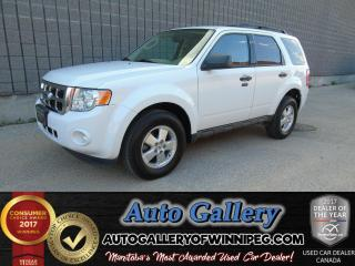 Used 2012 Ford Escape XLT *Low Price! for sale in Winnipeg, MB