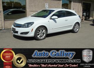 Used 2008 Saturn Astra XR *Htd. Seats for sale in Winnipeg, MB