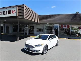 Used 2017 Ford Fusion SE AWD 2.0L ECO-BOOST for sale in Langley, BC