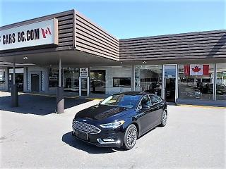 Used 2017 Ford Fusion 2.0 ECO-BOOST AWD for sale in Langley, BC