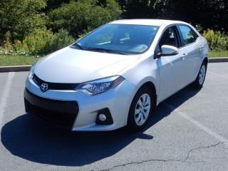 Used 2016 Toyota Corolla WOW!!! GREAT VALUE! LOW KM! for sale in Halifax, NS