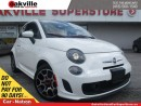 Used 2013 Fiat 500 Sport Turbo | ACCIDENT FREE | LEATHER | SUNROOF | for sale in Oakville, ON