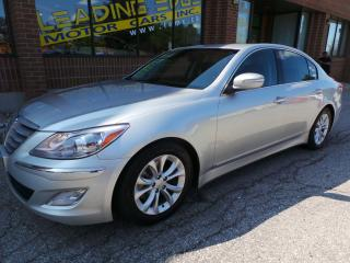 Used 2013 Hyundai Genesis 3.8 Premium Leather, Sunroof for sale in Woodbridge, ON