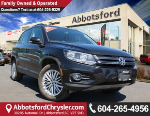 Used 2016 Volkswagen Tiguan Special Edition #2 VALUE RANK IN BC for sale in Abbotsford, BC