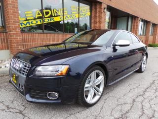 Used 2010 Audi S5 4.2L Quattro, Comfort access for sale in Woodbridge, ON