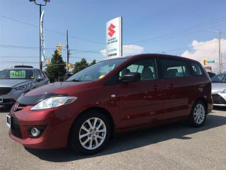 Used 2009 Mazda MAZDA5 Nimble ~Dual Sliding Doors ~Manageable Size for sale in Barrie, ON