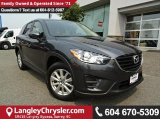 Used 2016 Mazda CX-5 GX *ONE OWNER * LOCAL BC SUV * DEALER INSPECTED * for sale in Surrey, BC