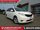 Used 2016 Toyota Sienna 7 Passenger * ACCIDENT FREE * ONE OWNER * LOCAL BC VAN* for sale in Surrey, BC