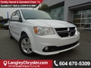 Used 2016 Dodge Grand Caravan Crew *ACCIDENT FREE * LOCAL BC VAN * for sale in Surrey, BC