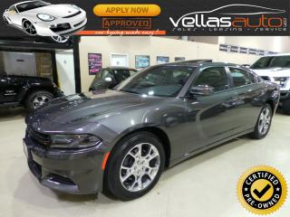 Used 2016 Dodge Charger SXT| AWD| NAVI| LEATHER| SUNROOF| BEATS for sale in Woodbridge, ON
