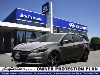Used 2013 Dodge Dart Rallye-Local/No Accident/ Navi/BackUpCam for sale in Port Coquitlam, BC