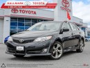 Used 2014 Toyota Camry 4-door Sedan SE 6A (2) for sale in Mono, ON