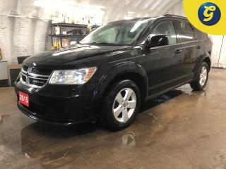 Used 2015 Dodge Journey SE Plus * 7 Passenger * Remote start * Keyless entry * Passive entry * Voice recognition * Phone connect * Dual Climate control/rear controls * Alloys for sale in Cambridge, ON