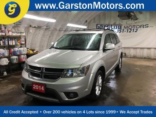 Used 2014 Dodge Journey SXT*NAVIGATION*POWER SUNROOF*BACK UP CAMERA*U CONNECT PHONE*REMOTE START*DUAL ZONE CLIMATE*HEATED FRONT SEATS* for sale in Cambridge, ON