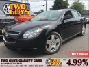 Used 2010 Chevrolet Malibu LT PLATINUM EDITION | V6 |  CHROME RIMS for sale in St Catharines, ON