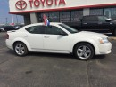 Used 2010 Dodge Avenger SXT for sale in Cambridge, ON