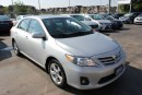 Used 2013 Toyota Corolla LE Sunroof Alloy Bluetooth for sale in Brampton, ON