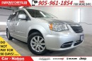 Used 2011 Chrysler Town & Country TOURING-L| LEATHER| REAR CAM| REMOTE START| for sale in Mississauga, ON