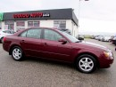 Used 2008 Hyundai Sonata GL V6 3.3L Certified 2 Year Warranty for sale in Milton, ON