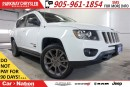 Used 2017 Jeep Compass 75th ANNIVERSARY| SUNROOF| REAR CAM & MORE| for sale in Mississauga, ON