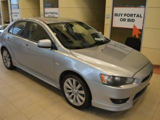 Used 2009 Mitsubishi Lancer GTS for sale in Edmonton, AB