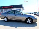 Used 2002 Toyota Camry XLE V6 LEATHER SUNROOF for sale in Milton, ON