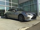 Used 2015 Lexus RC 350 BLIND SPOT/NAV/BACK UP/HEATED AND COOLED SEATS for sale in Edmonton, AB