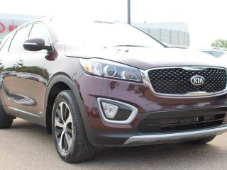Used 2016 Kia Sorento EX 2.0T, HEATED SEATS, HEATED WHEEL, LEATHER, AUX / USB for sale in Edmonton, AB