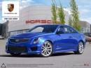 Used 2016 Cadillac ATS-V LOW KMS!   MINT! for sale in Edmonton, AB