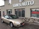 Used 2004 Chrysler Sebring LX for sale in Hamilton, ON