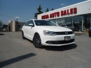 Used 2013 Volkswagen Jetta HighliNE NAVI LEATHER BACKUP CAMERA NO ACCIDENT for sale in Oakville, ON